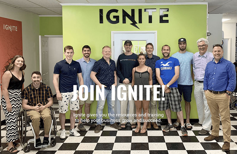 Ignite's Innovation Hub