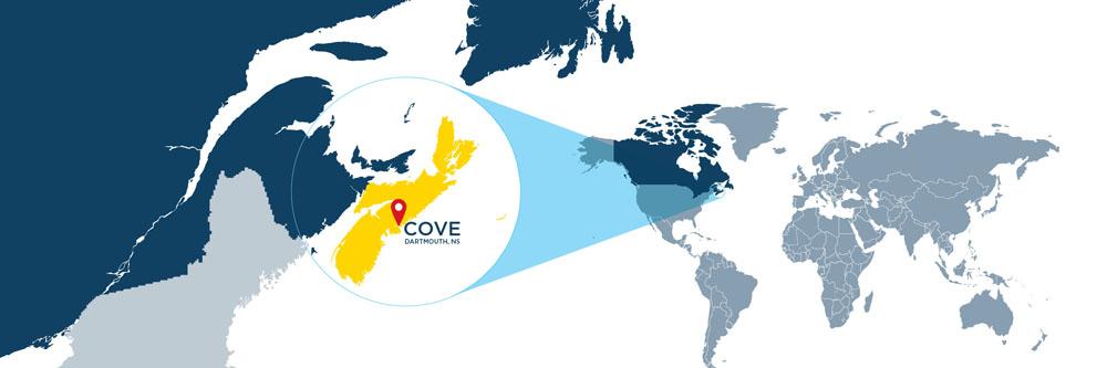 NOVA SCOTIA, CANADA, THE NEXT WAVE IN OCEAN TECHNOLOGY