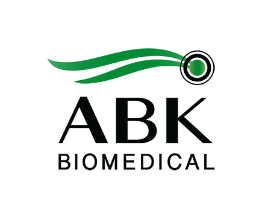 ABK Biomedical logo