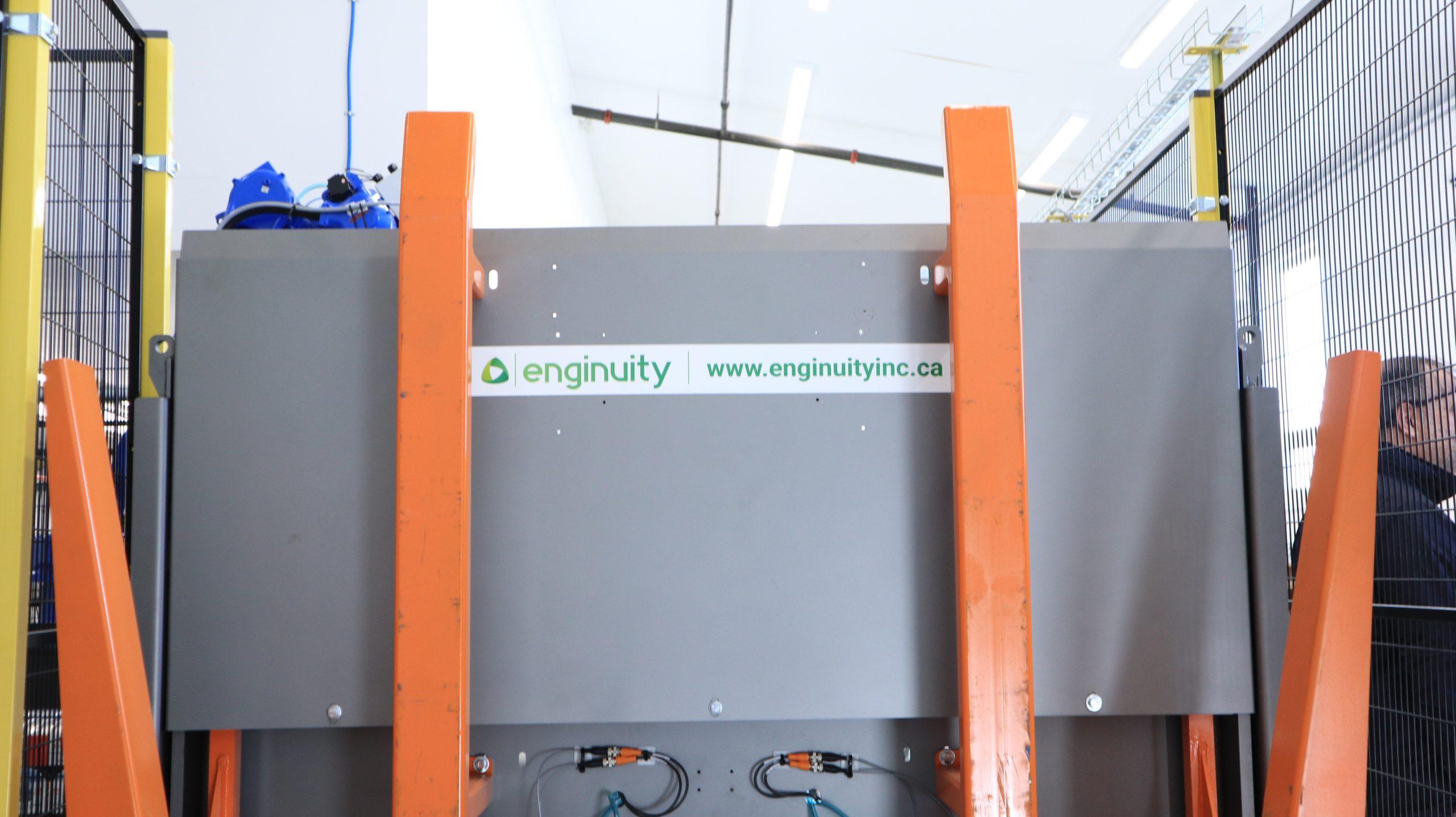 Enginuity Machine