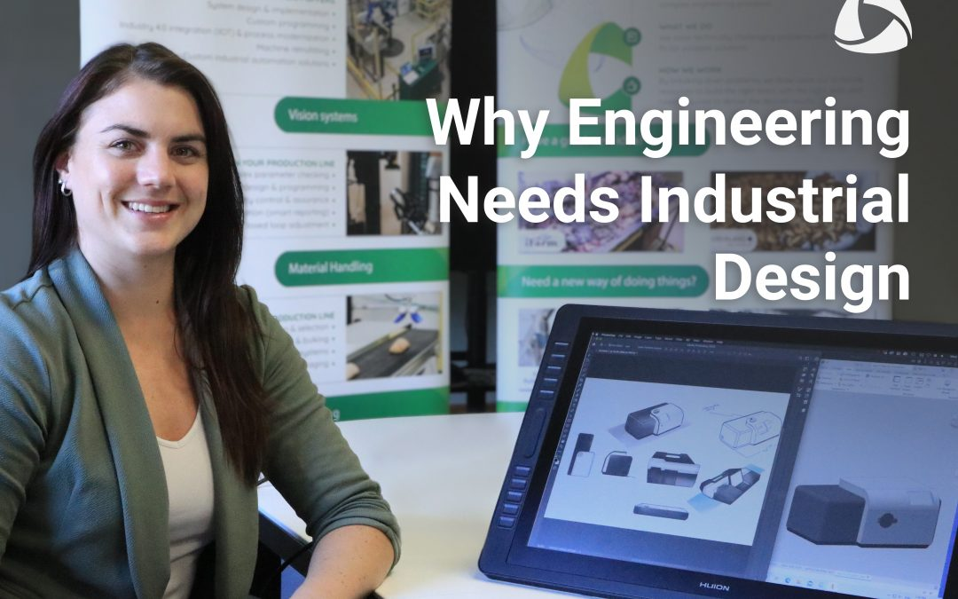 Why Engineering Needs Industrial Design
