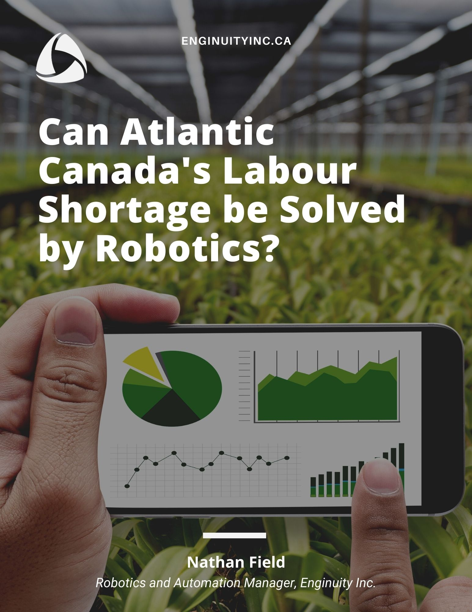 Can Atlantic Canada's Labour Shortage be Solved by Robotics?