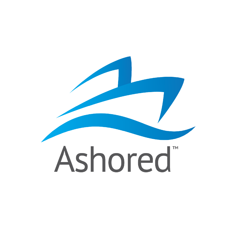 ashored